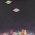 UFO - Unidentified Fizzing Object (Canvas) by Sarah Jane Szikora