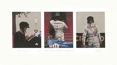 Tension, Timing, Triumph - Monaco '71