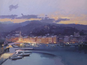 Riviera Dreams I by Peter Wileman