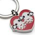 cow: I Love Moo - Key Ring
