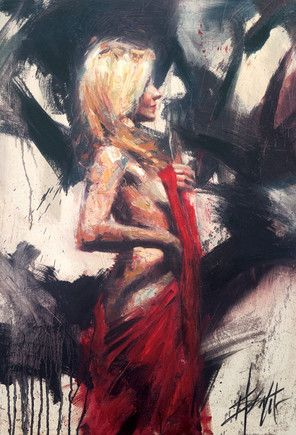 Passionate Gaze by Henry Asencio