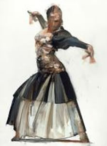 Flamenco On Gold
