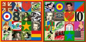 Sources Of Pop Art V And VI