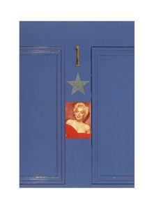 Marilyn Blue Door