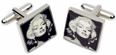 Marilyn Monroe - Cufflinks