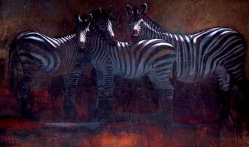 Moon Lighting (Zebra)