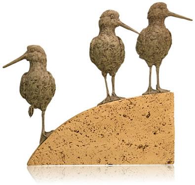 Oystercatcher Bay - Sculpture