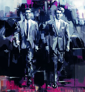 Brothers in Arms - The Krays - Deluxe
