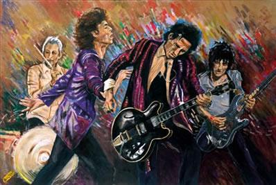 Stones On Stage - Got Me Rockin