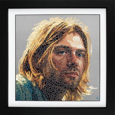 Come As You Are (Cobain) by Paul Normansell