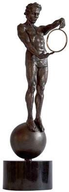 Conquest  Bronze Resin