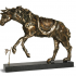 Horse Sadled With Time by Salvador Dali