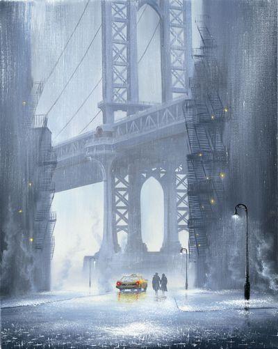 Is It Raining In New York City