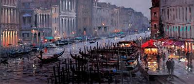 Venetian Lamplight