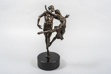 Dancing The Dream Bronze by Carl Payne
