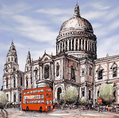 Piccadilly Bound by Phillip Bissell