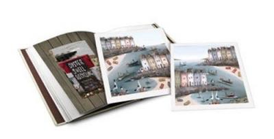 Fish And Ships (Deluxe Edition Book)