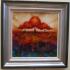Radiant Dawn - Summer Trees Series by Kerry Darlington
