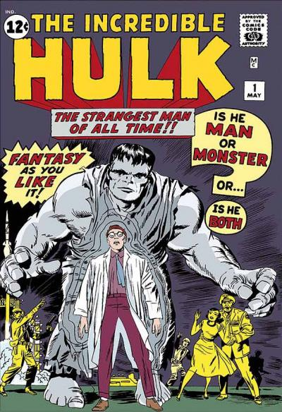 The Incredible Hulk #1 - The Strangest Man Of All Time!