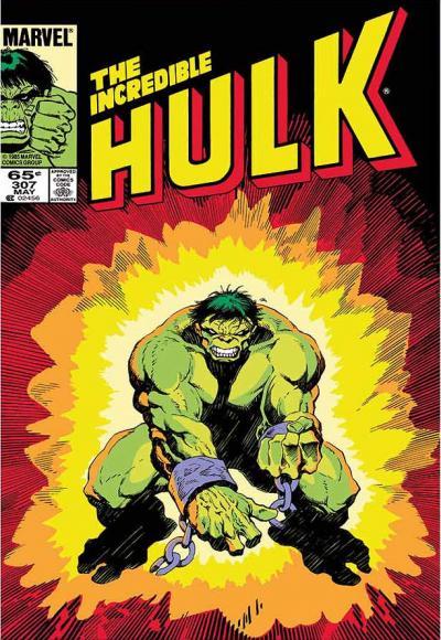 The Incredible Hulk #307