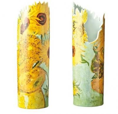 Van Gogh Sunflowers - Vase