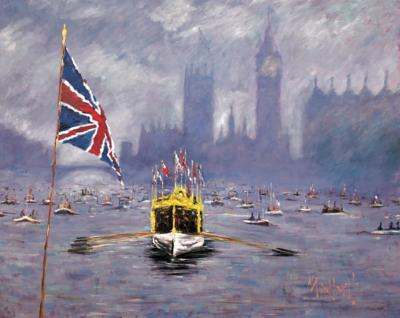 Jubilee Barge