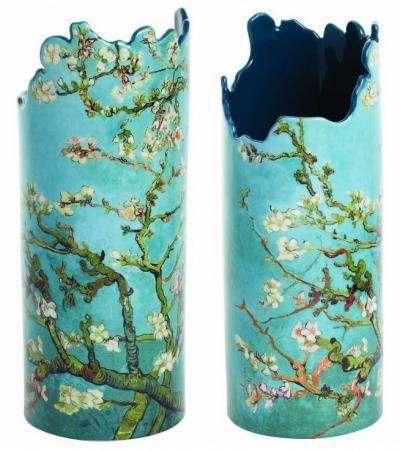 Van Gogh Almond Tree in Blossom - Vase