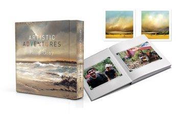 Artistic Adventures - Deluxe Book