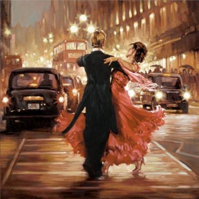 Romance in the City II