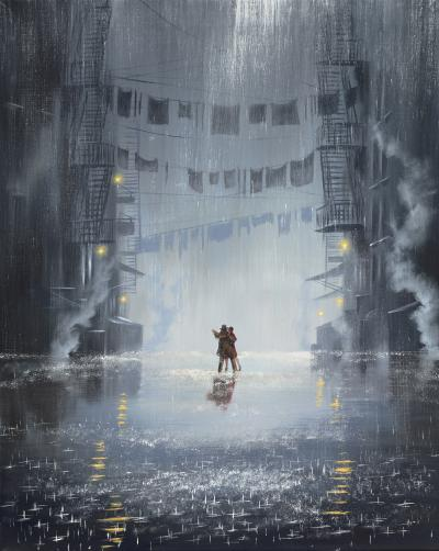 Dance Between The Raindrops