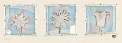 Petit Fleur 7,8,&9 (Landscape)