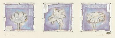 Petit Fleur 1,2,&3 (Landscape)