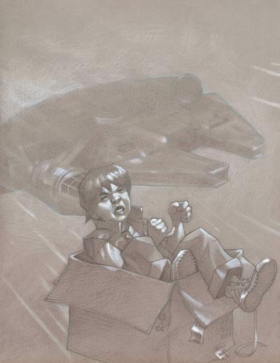 Hyperspace - Sketch