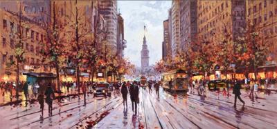 Market Street San Francisco
