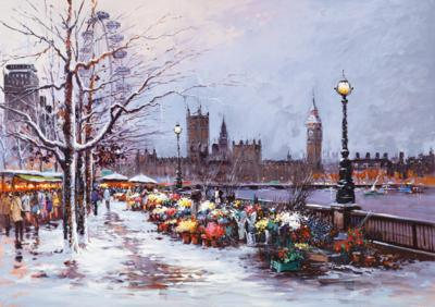 Winter in Westminster