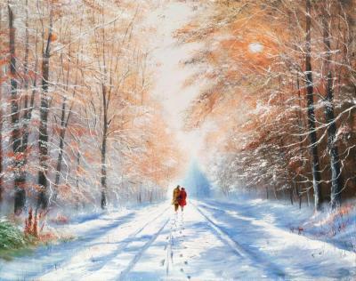 A Winter Sun
