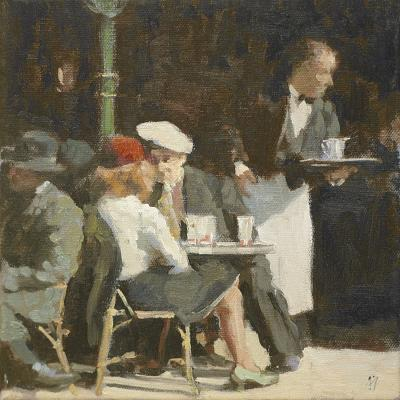 Busy Waiter