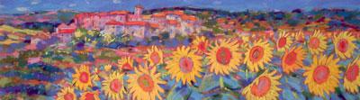 Sunflowers, Simaine