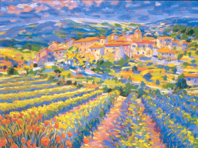 Trigance (Provence)