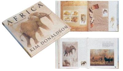 An African Journal - Book