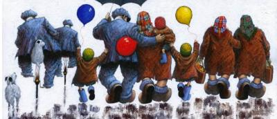 Mams, Dads, Aunties and Uncles by Alexander Millar