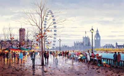 Westminster Morning