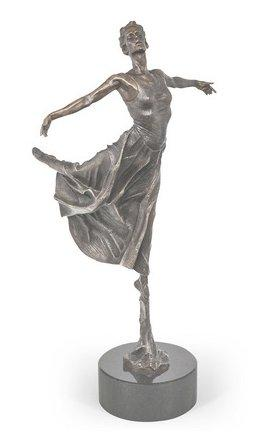 Classical Dancer Bronze by Carl Payne