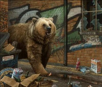 Grizzly - Canvas