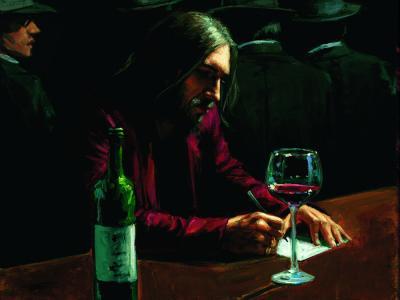 Man at Bar VIII