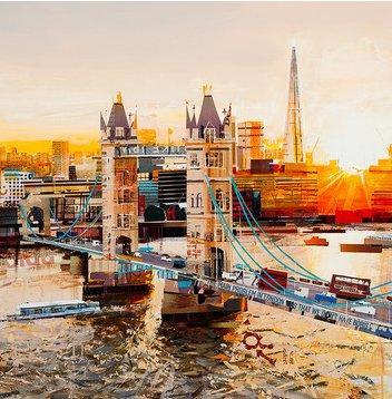 Sunbeams, Tower Bridge