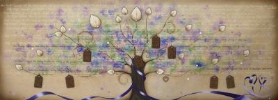 Tree of Hopes and Dreams - Can be Personalised