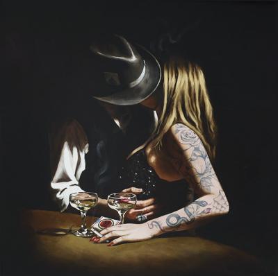 Black Widow (Collaboration JJ ADAMS)