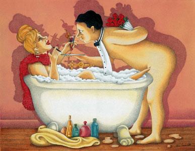 Bathtub Fantasy