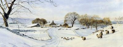 Winter Daydreams by Alan Ingham